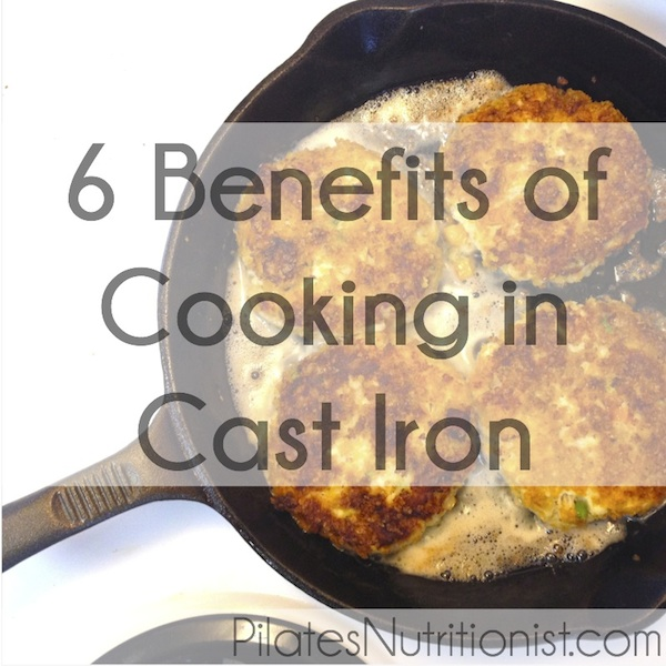 6 Benefits of Cooking in Cast Iron