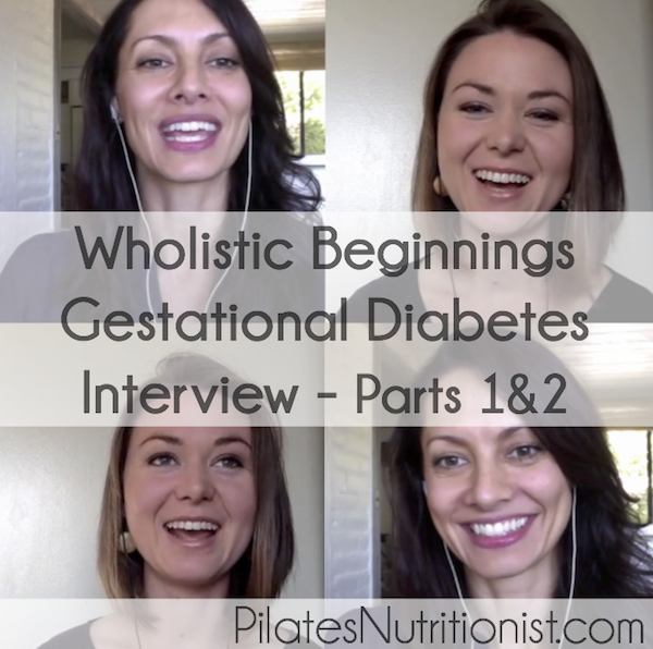 Wholistic Beginnings Gestational Diabetes Interview
