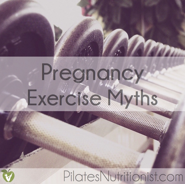 pregnancy exercise myths