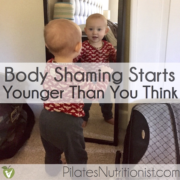 Body Shaming Starts Younger Than You Think