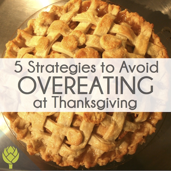 5 Strategies to Avoid Overeating at Thanksgiving