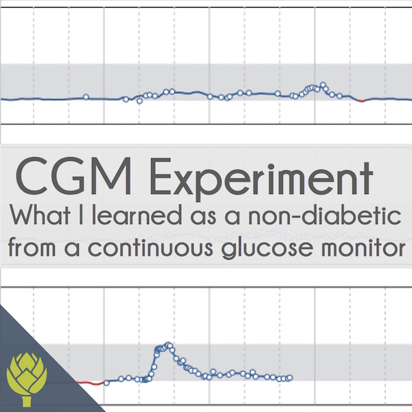 CGM Experiment: What I Learned as a Non Diabetic From Wearing a Continuous Glucose Monitor