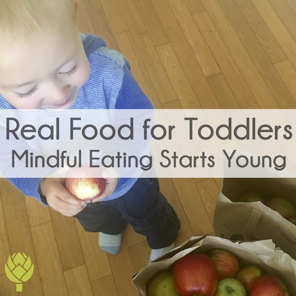 Real Food for Toddlers