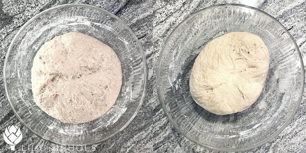 Lily's Sourdough Bread